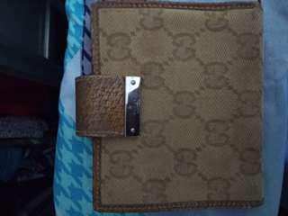 💯% Authentic Gucci Wallet