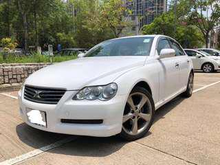 2008 Toyota Mark X S-package