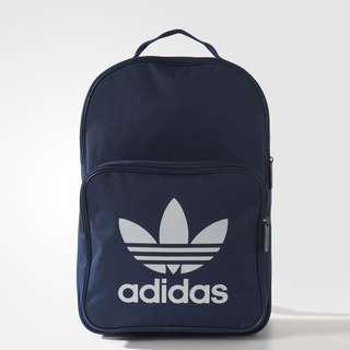 Authentic Adidas Trefoil Backpack School Bag