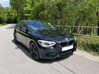 2014 BMW 118i Sport