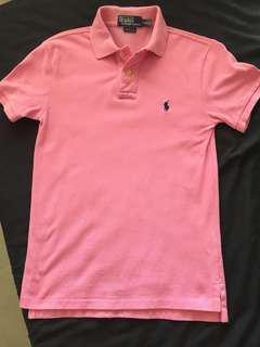 Ralph Lauren Polo Shirt size s 90% new