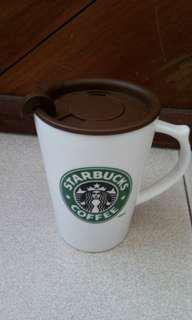 Starbucks Mug with cover