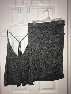wilfred skirt & top set