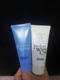 Facial wash senka