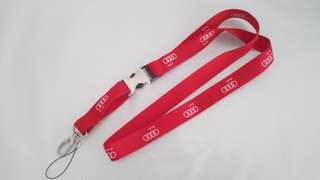 Audi 掛繩