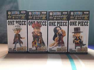 WCF One Piece Log Collection Vol. 1