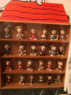 Snoopy full set 1995