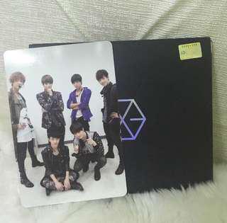 EXO MAMA Album