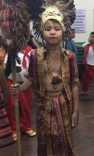 buwan ng wika costumes for boy included all except kawayan..