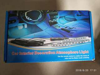 (BN) Car interior LED lights
