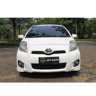 Toyota Yaris S Limited A/T 2012 Putih