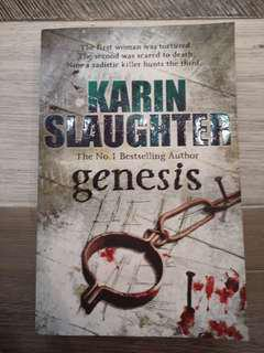 🚚 Genesis by Karin slaughter