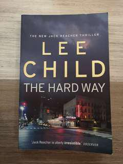 🚚 The hard way by Lee Child