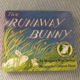 Runaway Bunny by Margaret Wise Brown