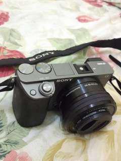 Jual Kamera Mirrorless Sony A6000