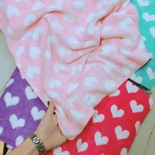 Heart towel Fast Water absorbing quality