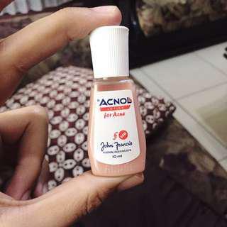 Acnol for acne treatment