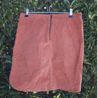 Supre Brown Skirt