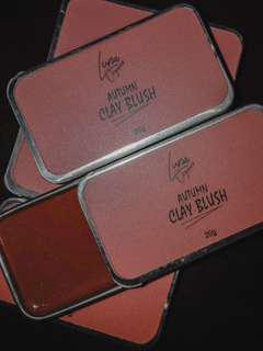 Luna Organic's Clay Blush