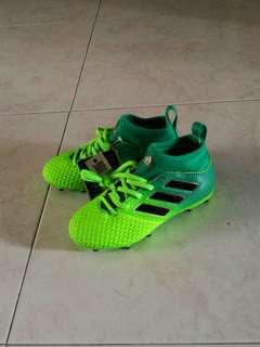 764b91e9fb87 UK 12k Boy's ACE 17.3 PRIMEMESH FIRM GROUND soccer BOOTS