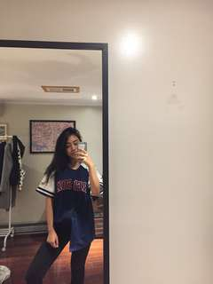 AUTHENTIC NIKE RED SOX JERSEY