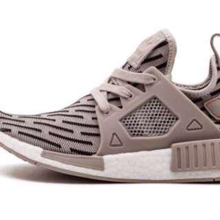 Adidas NMD XR1 Runner Tan Grey BB2376 Women's Size 6,5