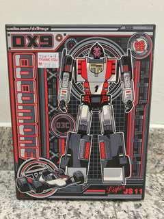 Transformers Masterpiece DX9 D03C Cocomone