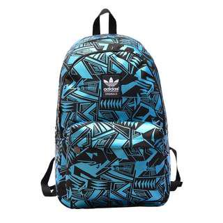 Fashion Adidas Backpack Travel Laptop Outdoor School Bag