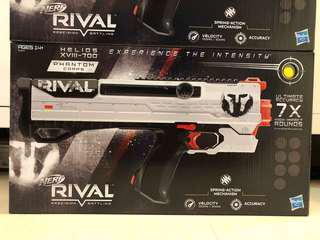 Nerf rival Helios. Brand new.