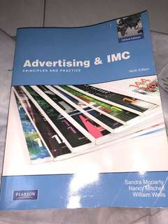 Advertising & IMC