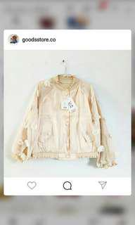 Dough bomber jacket