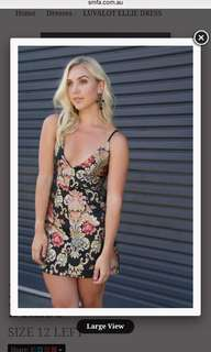Luvalot mini dress
