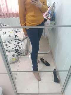 Celana jeans colorbox