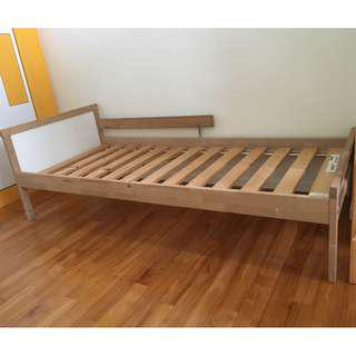 Ikea Single Bedframe (Sultan Lade)