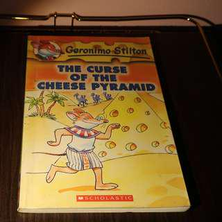 8 Books of Geronimo Stilton