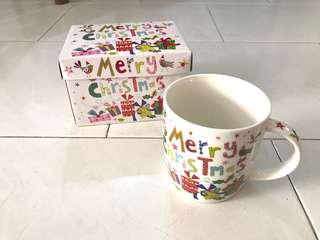 The Paper Stone Christmas mugs (x2)