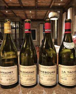 上門 徵收 頂級 法國 紅酒 空樽 wine empty bottle