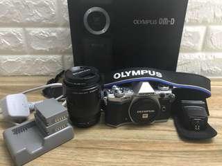 Olympus M5 Mark II