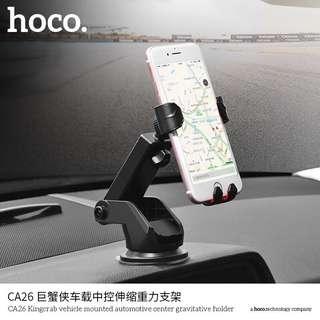 Car gravity mobile phone holder 汽車重力手機支架