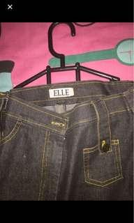 Elle rok jeans