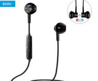 Bluetooth Headset Sporty Magnetic with Mic