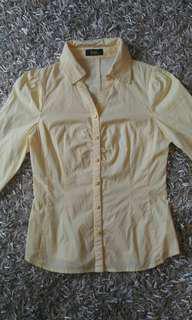 🚚 Veeko 5分袖襯衫