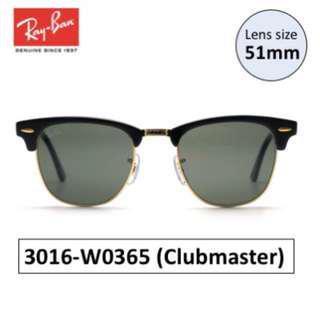 3a91bc1f94 RayBan 3016-W0365 (Clubmaster)