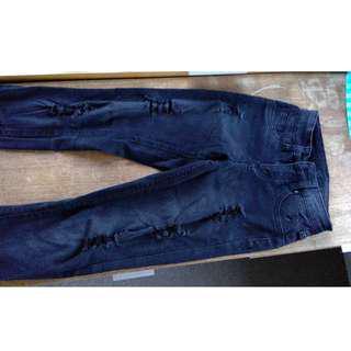 black jeans factorie