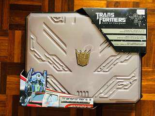 Limited Edition - Transformers Razer Laptop Case