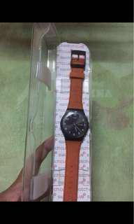 SWATCH NEW GENT FAUX FOX SUOB709 ORIGINAL