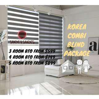 BLINDS HDB BTO PACKAGE DEALS