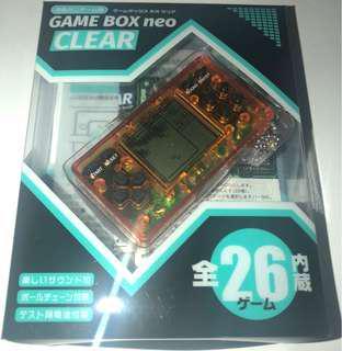 Game boy neo 全26遊戲 namco 獲得