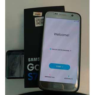 Samsung S7  32GB Duo Sim