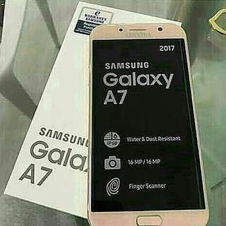 Samsung galaxy A3 A7 A9